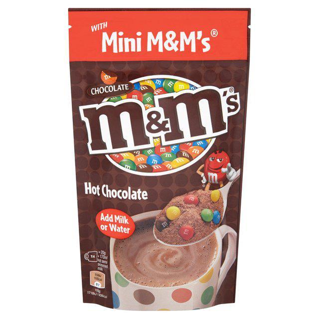 Горячий шоколад M&M's  140 гр