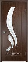 Межкомнатная дверь Verda   ПВХ Лиана ДО  Сатинато