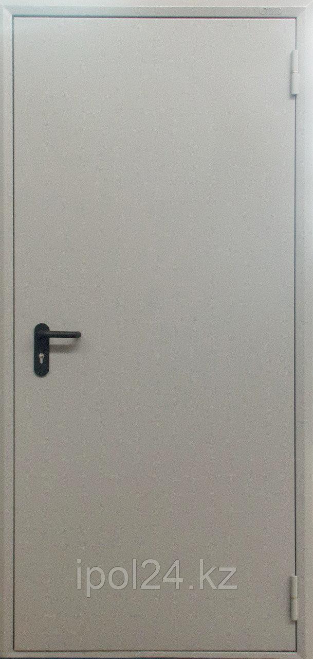 Металлическая противопожарная дверь Verda  ДМП
