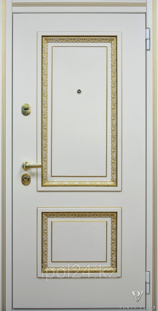 Входная дверь  Porte Vista ДЕКО 1 Armor