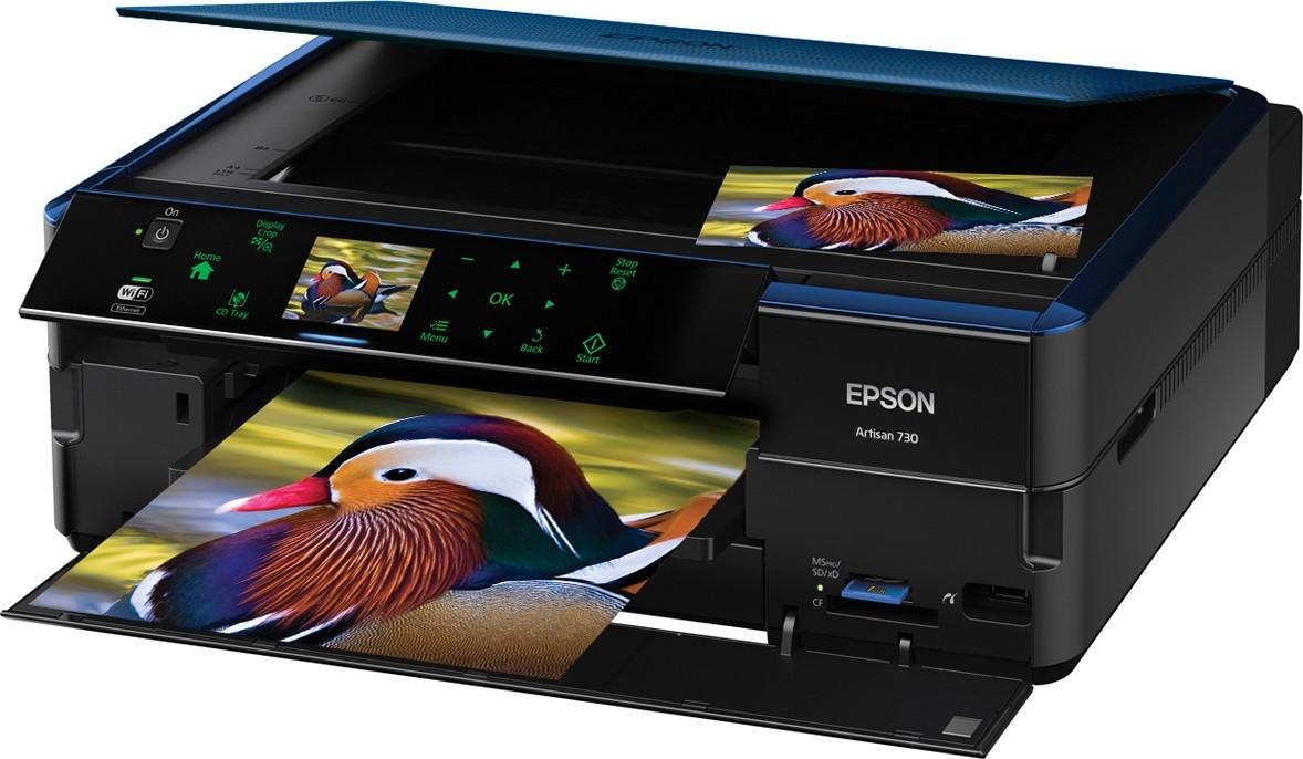 Ремонт принтера Epson Artisan 730