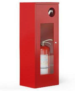 Шкаф для огнетушителя ШПО-04  для 1 (до ОП-10)
