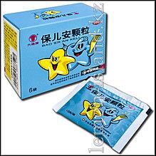 """Чай детский противопаразитарный """"Bao Er An Keli"""" (""""Звёздочка"""")."""