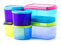 Детские контейнеры с охлаждающим элементом Kids Healthy Lunch Set