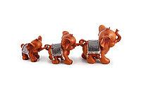 Набор статуэток «Семейка слонят»