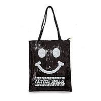 Женская сумка на плечо «Smile»