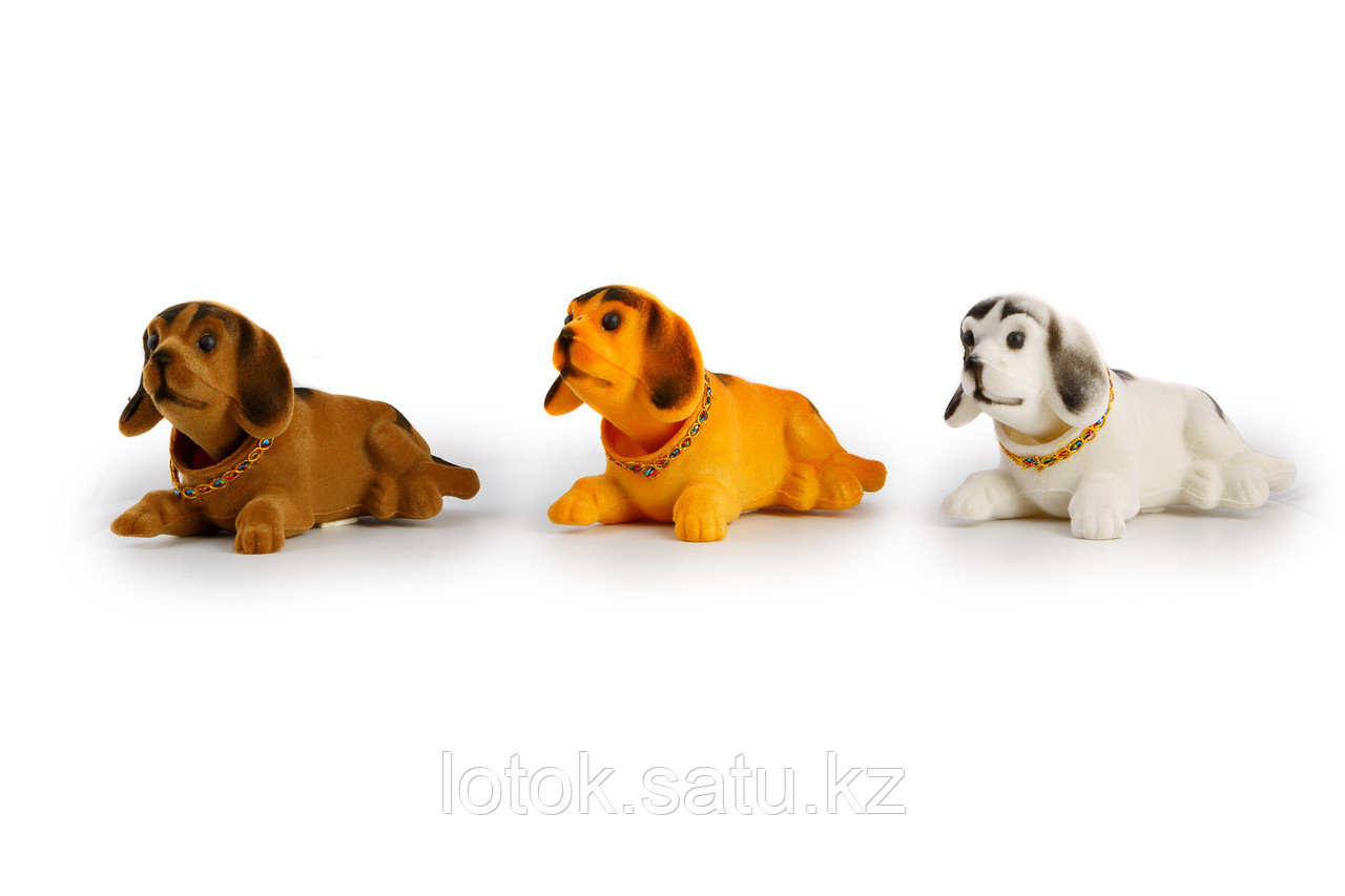 Игрушка на панель авто - Собака - фото 2