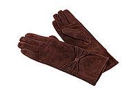 Перчатки женские замшевые