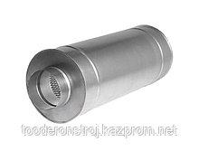 Шумоглушитель трубчатый круглый  ГТК  1-1 ( А7Е.186.000 ) 125 - 980 серия 5.904 - 17