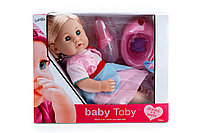 Кукла-пупс Baby Toby с горшком и аксессуарами