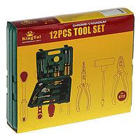 Набор слесарного инструмента 12 предметов