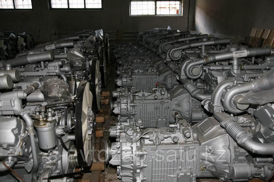 Двигатель с кп и сцеплением осн. комплектации (ПАО Автодизель) для двигателя ЯМЗ 236БЕ-1000016
