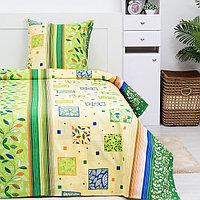 Комплект постельного белья из бязи 1,5 спальный