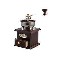 Ручная деревянная кофемолка
