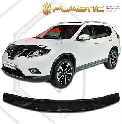 Дефлектор капота Nissan X-Trail 2014 - н.в