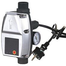 Регулятор давления электронный ЭДД-5, кабель1,3м+розетка (до 1.1кВт, 10А, 1.5-10бар, t°C 0-60, d вх./вых.отв.