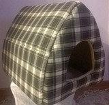 "Домик ""Такса"" для собак и кошек, 50Х40."