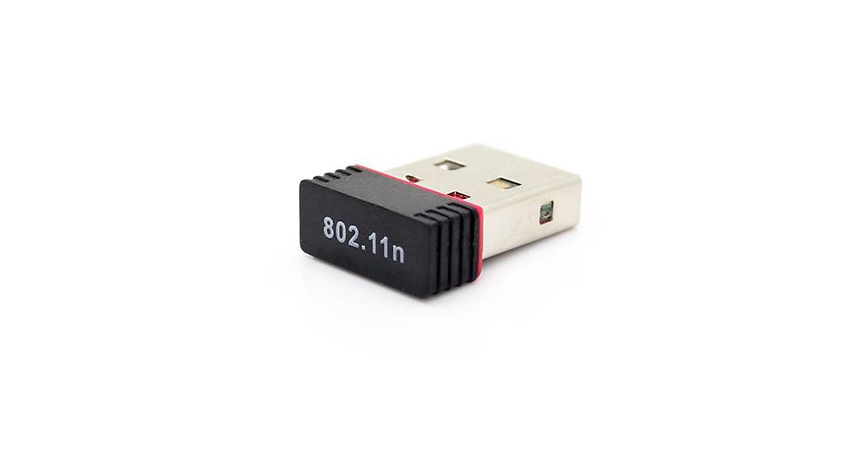 Адаптер USB WiFi Wireless (802.11n/150M) OEM