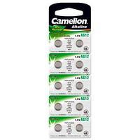 Батарейка Camelion AG12 386A/LR43/186 1.5V