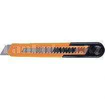 Нож, 18 мм, выдвижное лезвие, пластиковый усиленный корпус//Sparta 78907 (002)