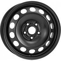 (6,5J*16H2 5*114.3 et45 dia67) черный КрКЗ (Toyota Camry. Corolla)