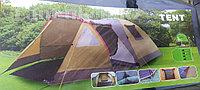 Четырехместная палатка водостойкая Coleman 6088 (90+90+120)х210хh150