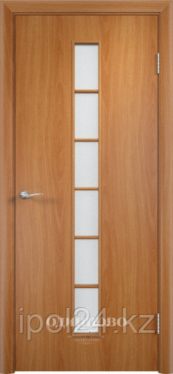 Межкомнатная дверь Verda Тип С-12 (глухие и остекленные)