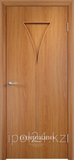 """Межкомнатная дверь Verda Тип С-4 (остекленное """"САТИНАТО"""", глухое)"""