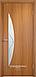 """Межкомнатная дверь Verda  Тип С-6 (остекленное """"САТИНАТО"""" Витраж/ Витраж 2), фото 2"""