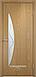 """Межкомнатная дверь Verda  Тип С-6 (остекленное """"САТИНАТО"""" Витраж/ Витраж 2), фото 3"""