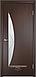 """Межкомнатная дверь Verda  Тип С-6 (остекленное """"САТИНАТО"""" Витраж/ Витраж 2), фото 5"""