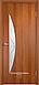 """Межкомнатная дверь Verda  Тип С-6 (остекленное """"САТИНАТО"""" Витраж/ Витраж 2), фото 6"""
