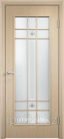 """Межкомнатная дверь Verda  Тип С-15 (остекленные """"САТИНАТО"""" с фьюзингом)"""