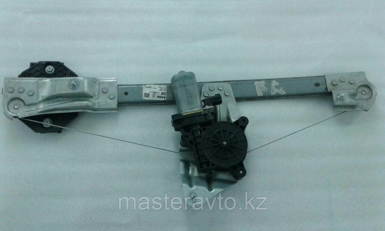 Стеклоподъемник электр. передний правый для Renault Sandero,Logan II,Sandero Stepway II 2014>Б/У