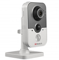 DS-T204 2Мп компактная HD-TVI видеокамера с ИК-подсветкой до 20м, ИК-датчиком и встроенным микрофоном
