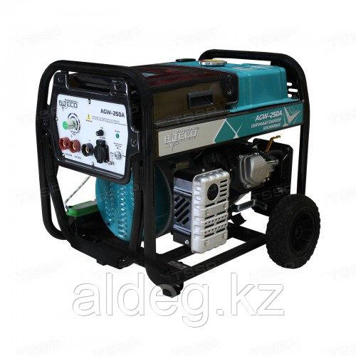 Бензиновый генератор сварочный Alteco Professional AGW-250A