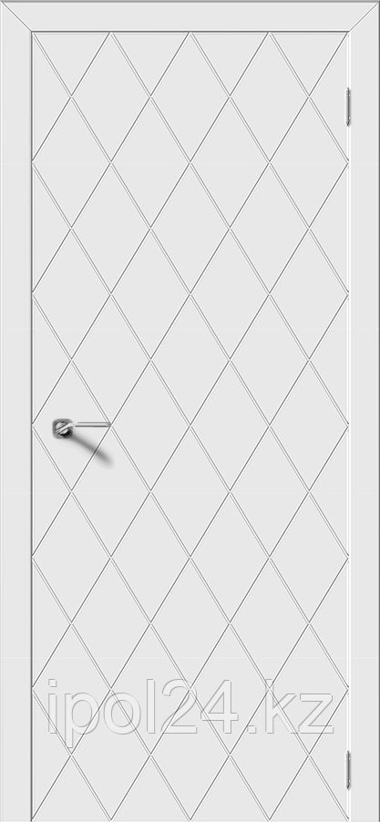 Межкомнатная дверь Verda  Ромб