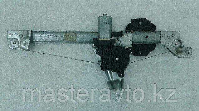 Стеклоподъемник электр. задний правый для Renault Sandero,Logan II,Sandero Stepway II 2014> Б/У