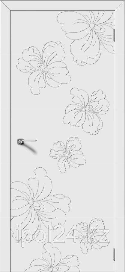 Межкомнатная дверь Verda  Орхидея