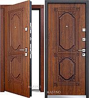 Входная металлическая  дверь  Бульдорс Mastino Lacio
