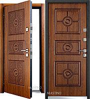 Входная металлическая  дверь  Бульдорс Mastino TRENTO