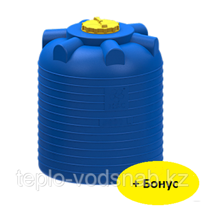 Емкость цилиндрическая вертикальная 3.000 литров, фото 2