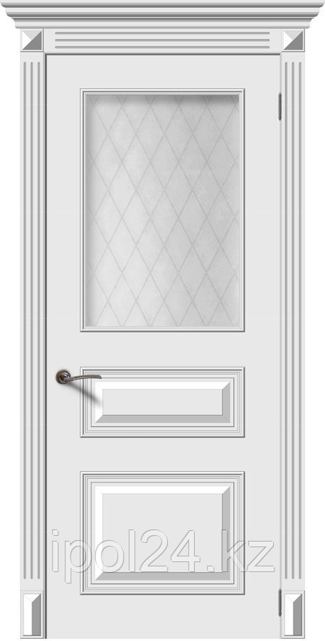 Межкомнатная дверь Verda  Багет 3 М