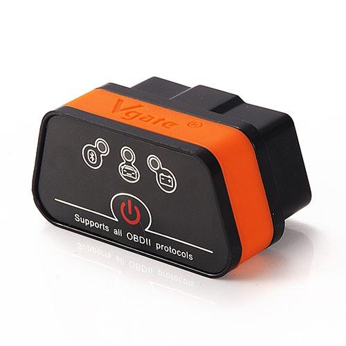 Авто-сканер iCar Bluetooth, с кнопкой on/off