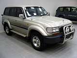 Зеркало в сборе Toyota land cruiser 80 Левое, фото 3