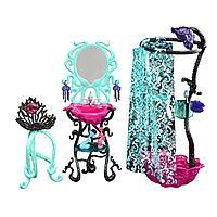 Душевая Monster High Лагуны Блю Lagoona Blue Shower and Vanity Playset