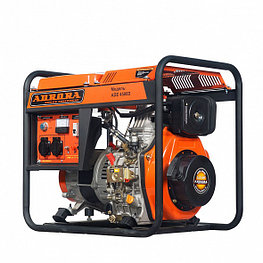 Генератор ADE 4500 D (max 3.5 кВт эл.ст. 220В ) Дизель Aurora