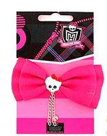Заколка Monster High с бантиком
