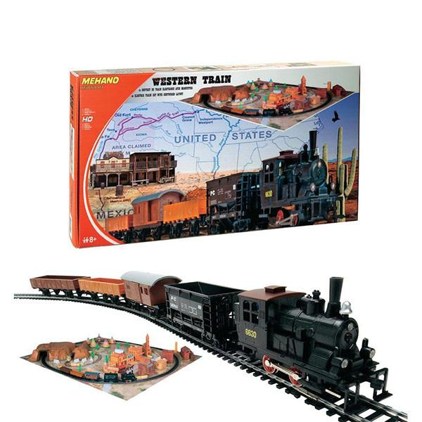 """Железная дорога """"Западный поезд"""""""
