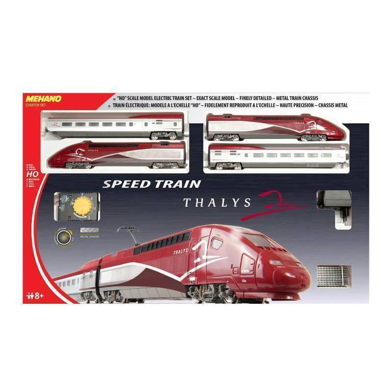 """Железная дорога """"Скоростной поезд Thalys"""""""